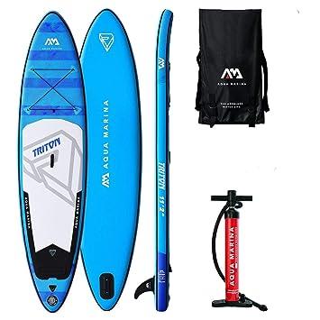 Aqua Marina Triton 2019 Sup - Tabla de Surf (Hinchable ...