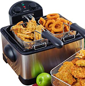 Secura-1700-Watt-Stainless-Steel-Deep-Fryer