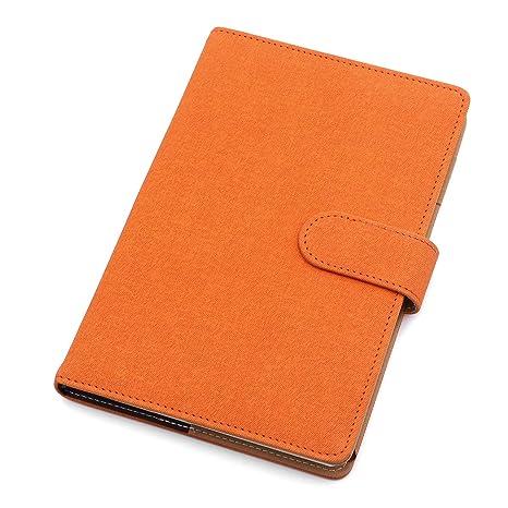 Amazon.com: Cuaderno de escritura recargable, tapa suave ...