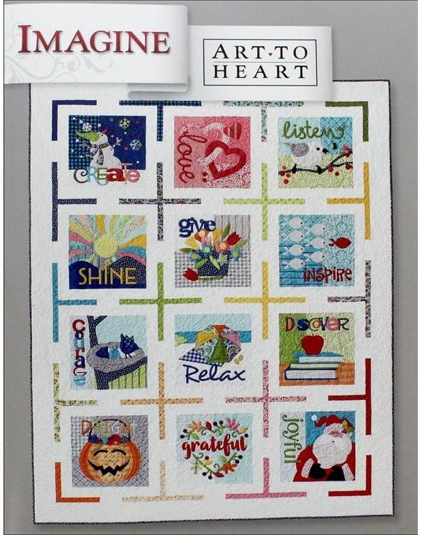 Art To Heart Imagine Back