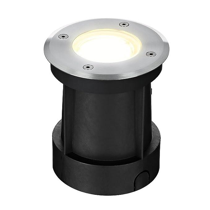 LED Bodenstrahler Gartenstrahler Bodenleuchte IP65 GU10-230V durchschleifbar