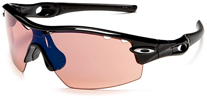 b82cf6936d Amazon.com  Oakley Men s Radar Pitch Golf Iridium Sunglasses