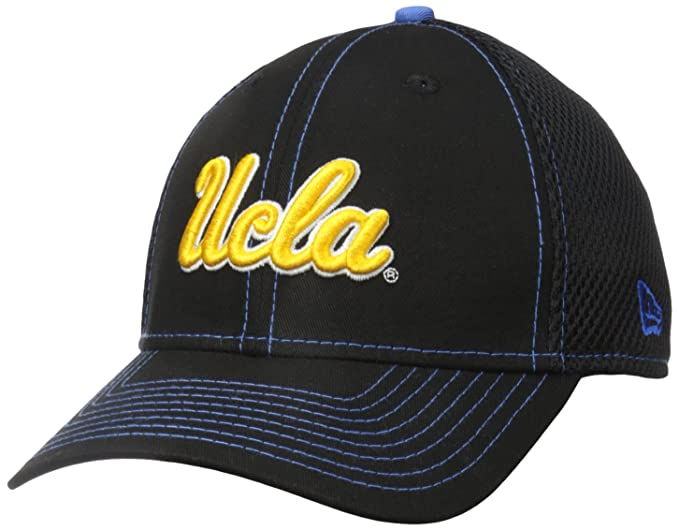 detailed look 02641 2284b Amazon.com   New Era NCAA Unisex College Crux Line Neo 39thirty Stretch Fit  Cap   Sports   Outdoors