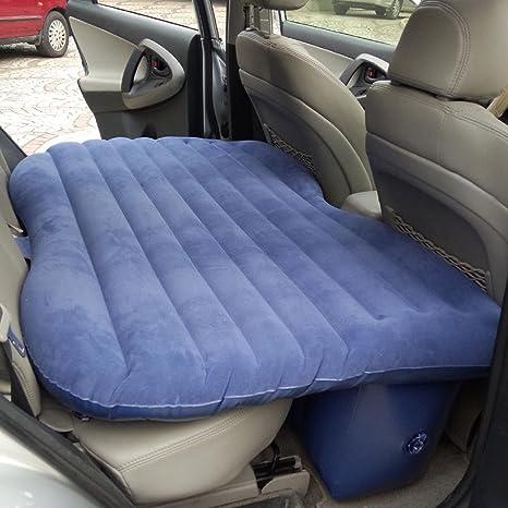 Amazon Com Inflatable Car Air Mattress Mat Universal Car Travel