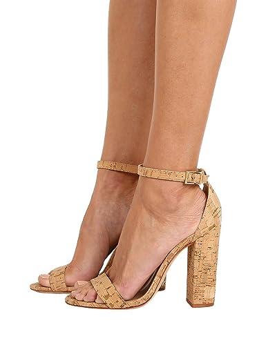 8edcfdcad7d3 Amazon.com  SCHUTZ Women s Enida Sandals  Shoes