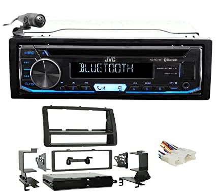 Jvc Cd Player Bluetooth Receiver Androidpandora For 2003 2008 Toyota Corolla