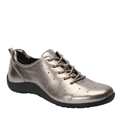Ros Hommerson Women's Nelly,Pewter Leather,US ...