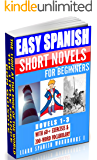 3-in-1 Bundle: Learn Spanish Workbooks I (Novels 1-3): Easy Spanish Short Novels for Beginners With 60+ Exercises & 200-Word Vocabulary (Spanish Language Workbooks Collection) (Spanish Edition)