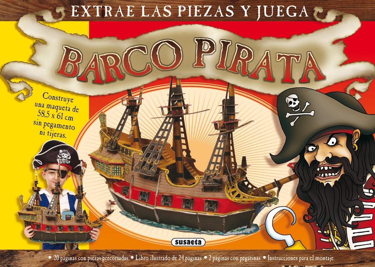 Barco pirata: Equipo Susaeta: 9788467733099: Amazon.com: Books