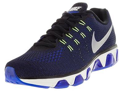 d1532f7698 Nike Men's Air Max Tailwind 8 Black/Blue 805941-004 (Size: 8. 5 ...