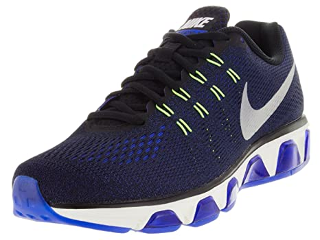 new products 94bdc 3bf86 Nike Men s Air Max Tailwind 8 Black Sail Racer Blue Volt Running Shoe 8.5  Men US  NIKE  Amazon.ca  Shoes   Handbags