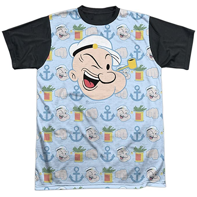 Adult popeye cartoon