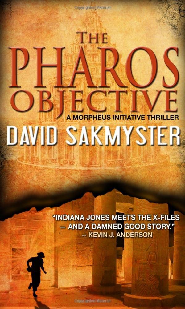 Read Online The Pharos Objective (Morpheus Initiative, Book 1) pdf
