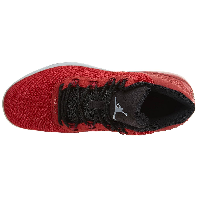 online retailer 3e0fb cd291 Nike 844520-600, Zapatillas de Baloncesto para Niños, Rojo (Gym RedWolf  Grey Black), 38 EU Amazon.es Zapatos y complementos