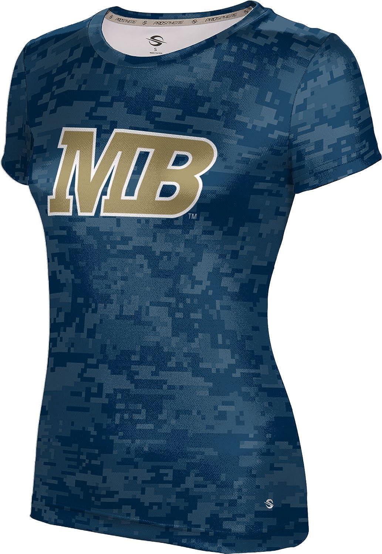 California State University Monterey Bay Girls Performance T-Shirt Digital