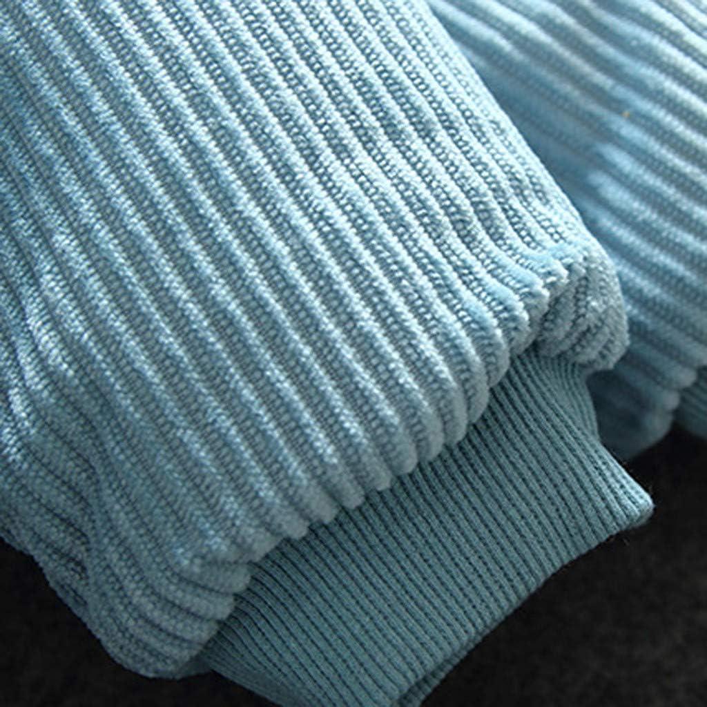 Kuerqi Patchwork Stirped Romper Warm Plush Jumpsuit for 2-18 Months Newborn Baby Boys Girls