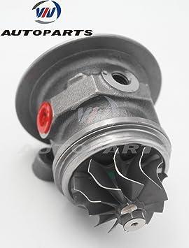 CHRA 431876-0100 - Cargador de turbocompresor para motor Nissan Terrano II, Ford Maverick de 2,7 l: Amazon.es: Coche y moto