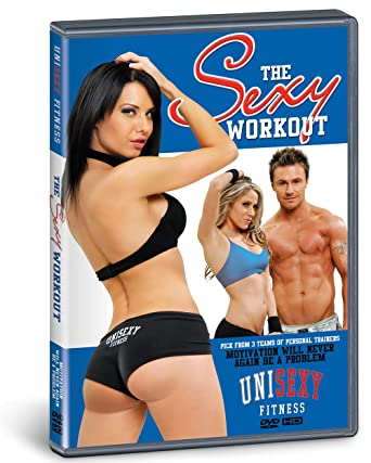 Erotic workout dvd