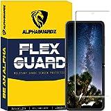 ALPHAGUARDZ 2 Pack Premium Screen Protector Compatible for The Samsung Galaxy Z Flip