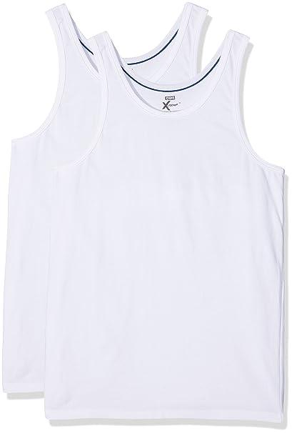 Dim Camiseta sin Mangas para Hombre, Set de 2 Unidades: Amazon.es: Ropa y accesorios