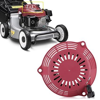 Recoil Starter - Extractor de césped para Honda GCV135 GCV160 ...