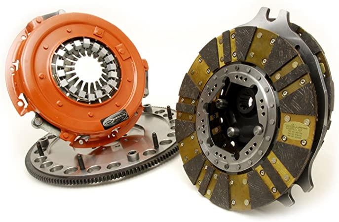 Centerforce 04614820 DYAD Twin Drive Multi Disc Clutch Assembly