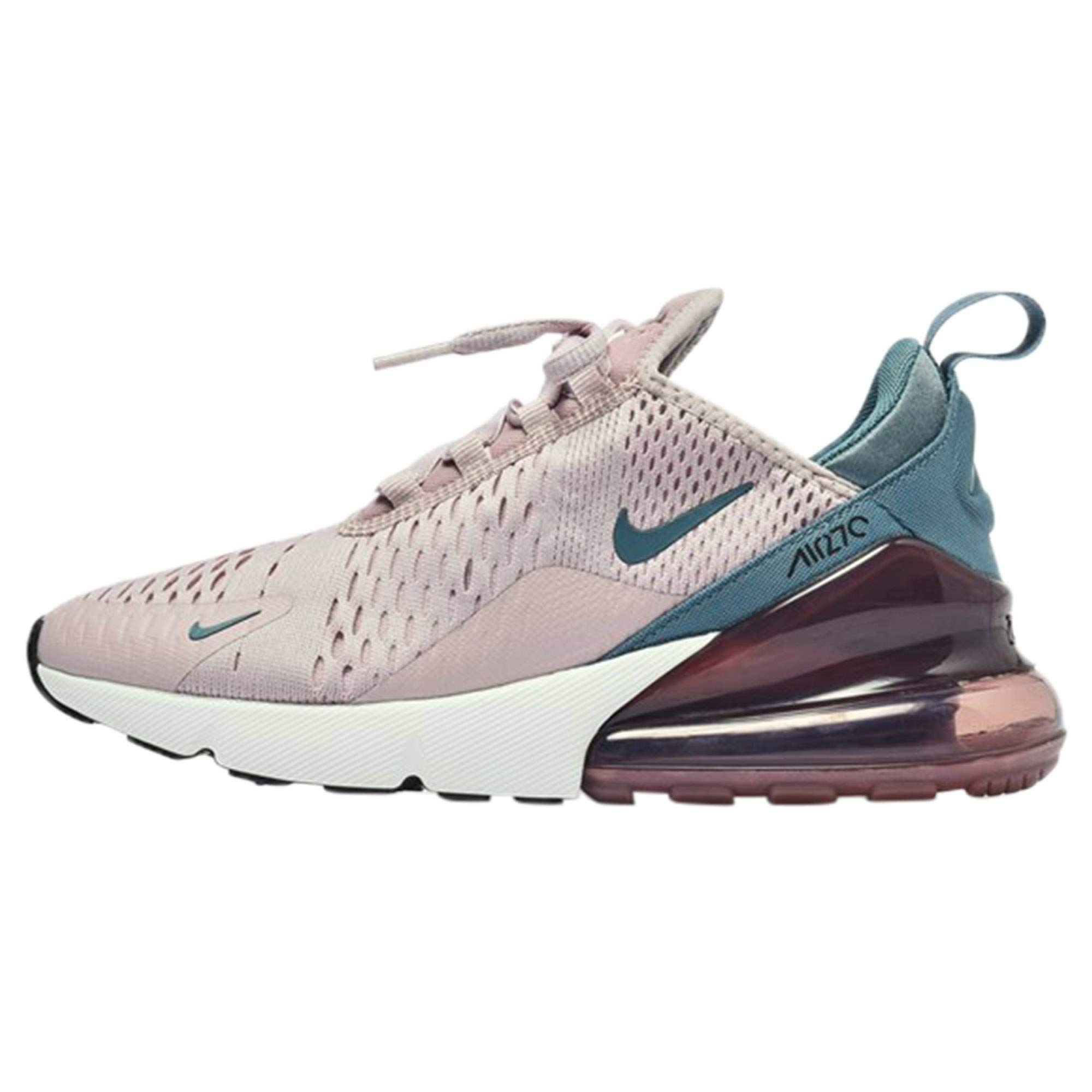 buy online 46cab 86b9a Galleon - Nike Women s WMNS Air Max 270, Particle Rose Celestial Teal, 6.5  US