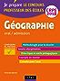 Géographie - Professeur des écoles - oral / admission - CRPE 2018 (Concours enseignement)