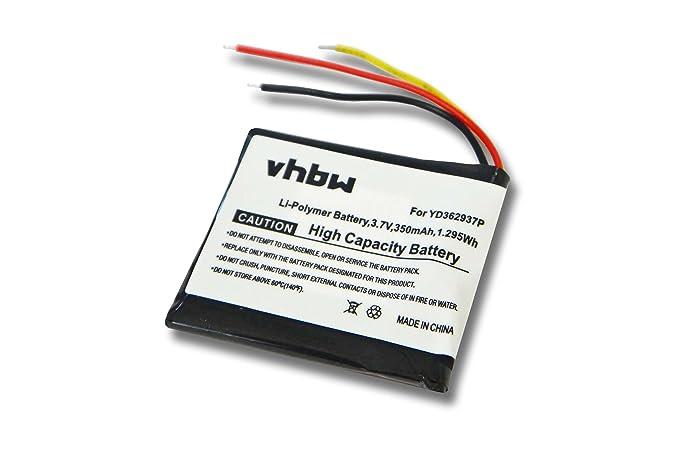 2 opinioni per Batteria VHBW 350mAh peril controllo remoto, scatto a distanza GoPro Wi-Fi