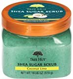 Tree Hut Shea Sugar Body Scrub Coconut Lime 18 oz