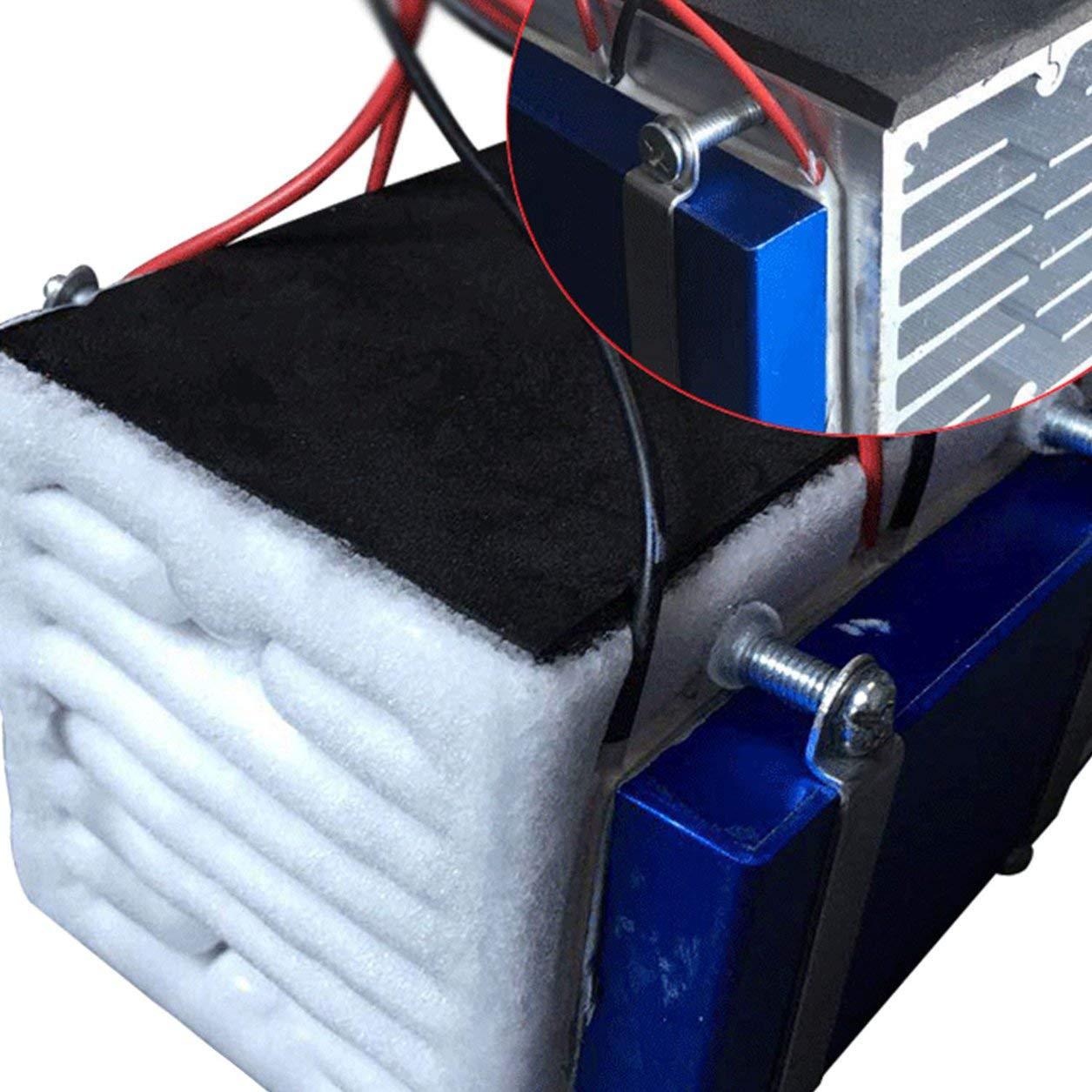 Peltier termoeléctricas Neveras 12V 576W 4-Chip Bricolaje ...