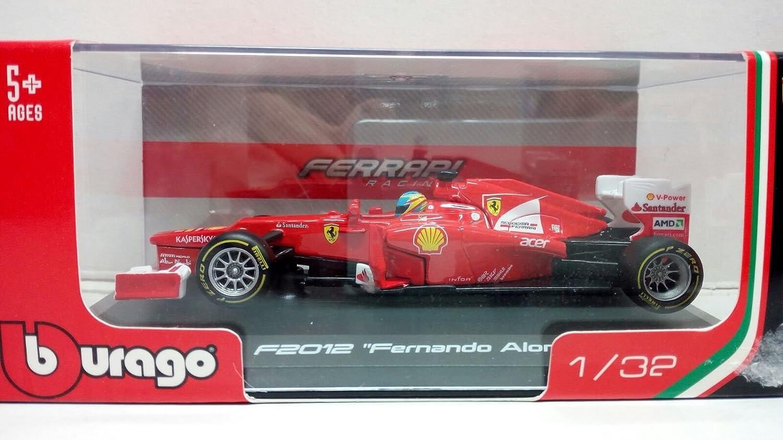 Bburago 18 - 46810 - Modelo Ferrari sf16-h F1 Die Cast: Amazon.es: Juguetes y juegos