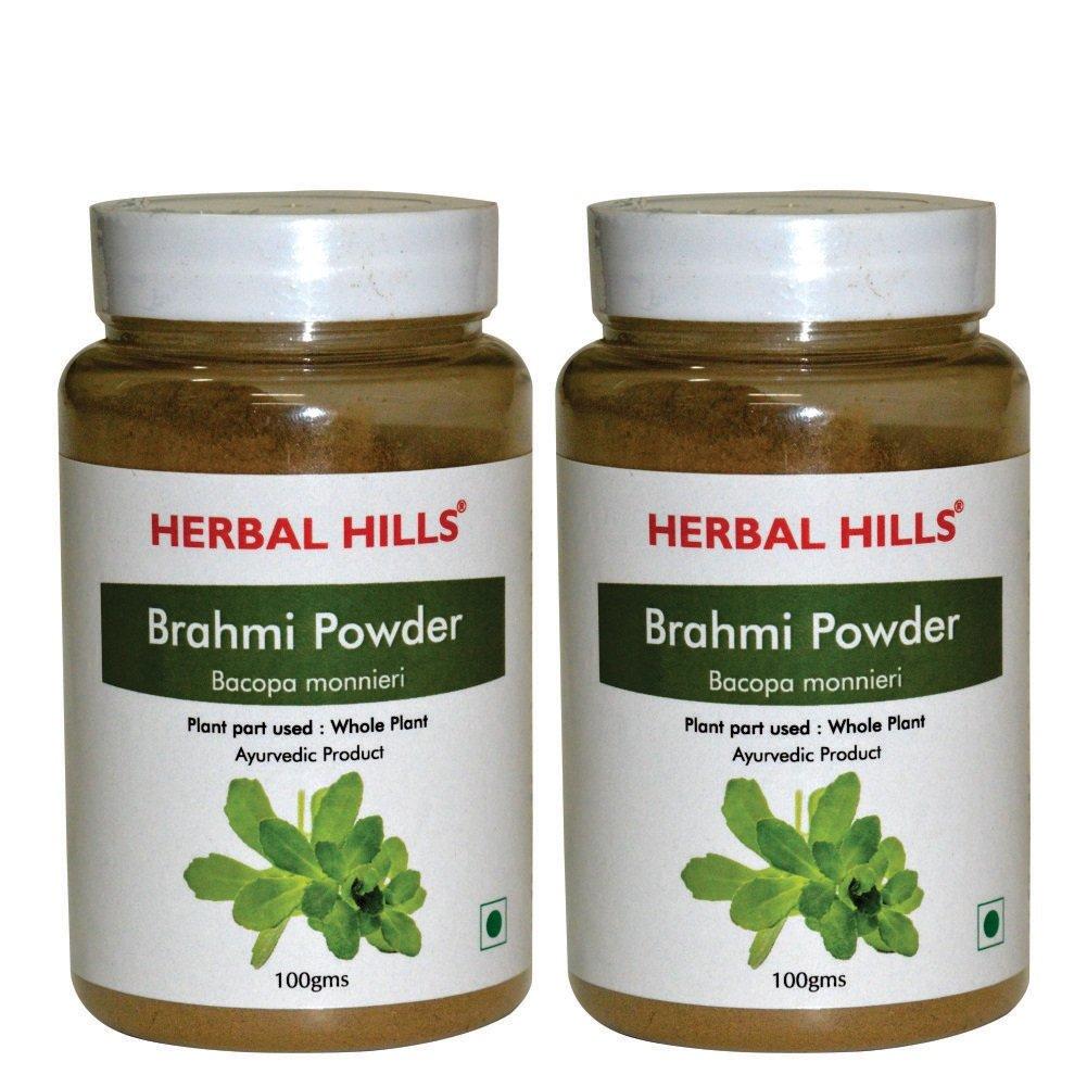 Amazon com: Brahmi Powder (300g)-For Brain ,Memory,Focus