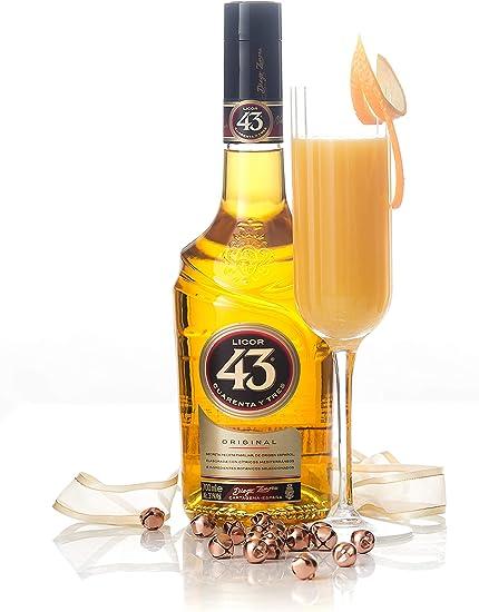 Licor 43 - 700 ml: Amazon.es: Alimentación y bebidas