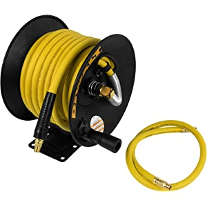 Dewalt Dxcm024-0348 Manual Hose Reel - Best Air Tools