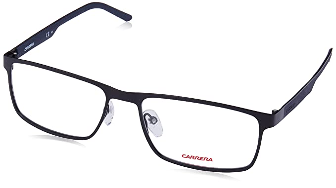 c8dfbaa1f5 Image Unavailable. Image not available for. Colour  Carrera Full Rim  Rectangular Unisex Spectacle Frame ...