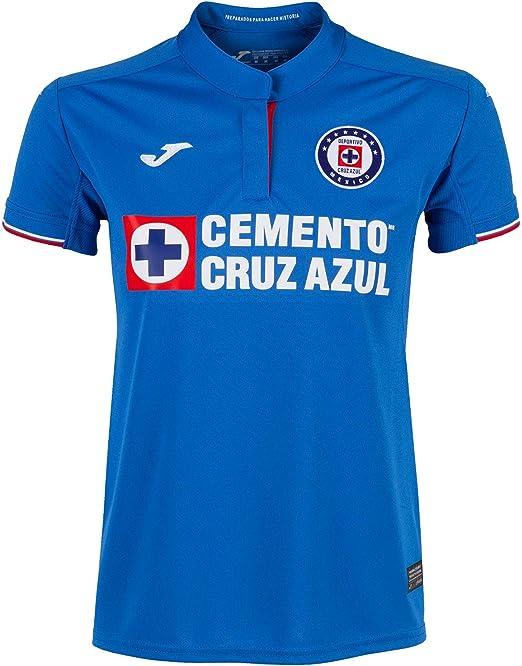Joma Cruz Azul Home Jersey Clausura 2019