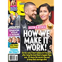 1-Year (52 Issues) of Us Weekly Magazine Subscription