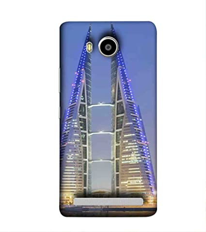 For Lenovo A7700 Printed Back Case 3D Designer Cover By
