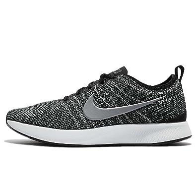 sports shoes acf37 d683d Nike Womens WMNS Dualtone Racer PRM, BlackCool Grey-Pure Platinum, 5.5
