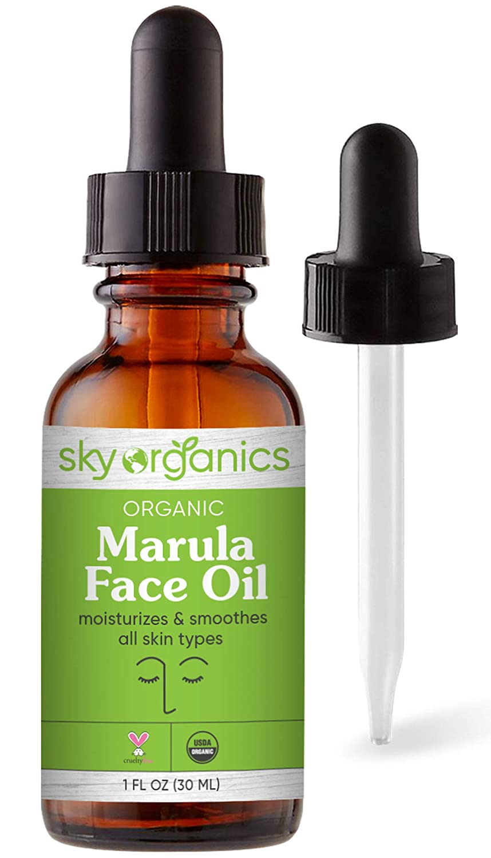 Organic Marula Oil (1 oz) Pure Unrefined Facial Oil