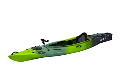 Third Coast Huron 120 Sit In Angler Kayak Review