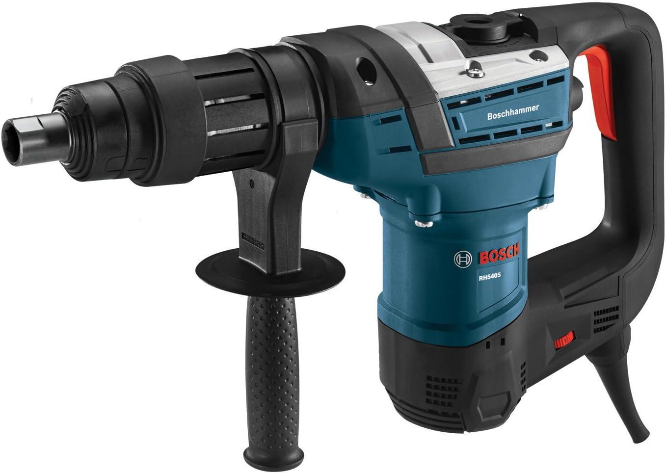 Bosch RH540S 1-9/16-Inch Spline Combination Rotary Hammer