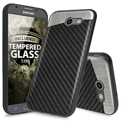 Galaxy J3 Emerge Case, J3 Prime Case, Amp Prime 2 Case, Express Prime 2  Case, Sol 2 Case, J3 Mission Case, J3 Eclipse Case, TJS [Full Coverage