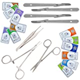 Suture Threads with Needle + Training Tools for