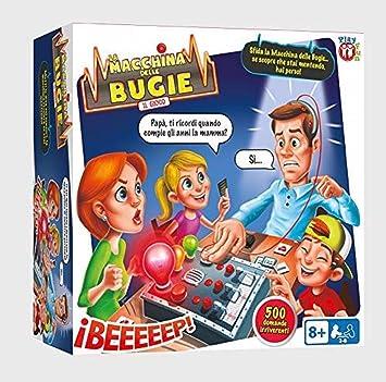 Play Fun Macchina Delle Bugie In Italiano Gioco Da Tavolo Per Bambini Da 8 Anni Amazon It Giochi E Giocattoli