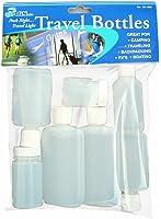 Amazon Com Travelon 1 Quart Zip Top Bag With Bottles