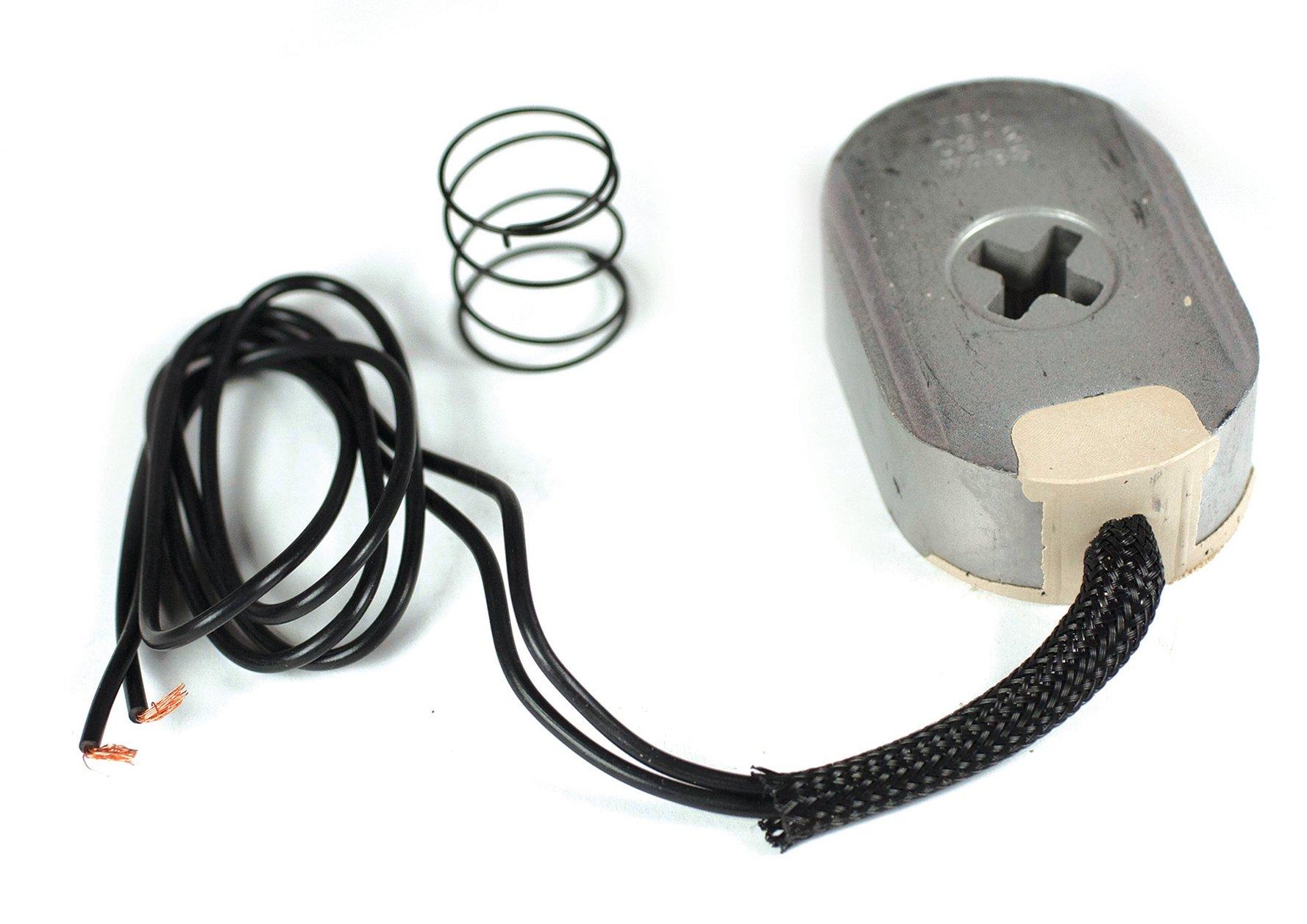 Husky 30819 12'' x 2'' Electric Brake Magnet Kit