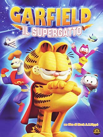 Garfield Il Supergatto Dvd Italian Import Amazon Ca Dvd