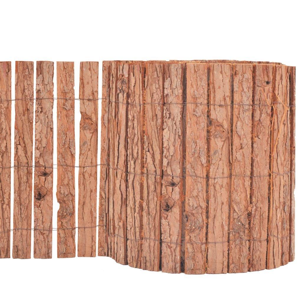 Zora Walter Zora Zora Zora Walter bordure pour jardin en écorce 1000 x 30 cm clôture jardin barrières extérieures clôture Aiuole accessoires clôture Kit Clôture extérieur bdd7aa